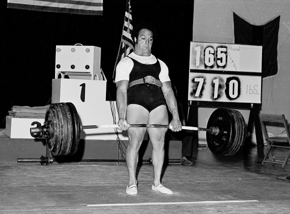 Vince Anello Deadlift